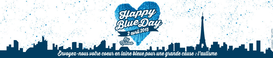 Logo happyblueday