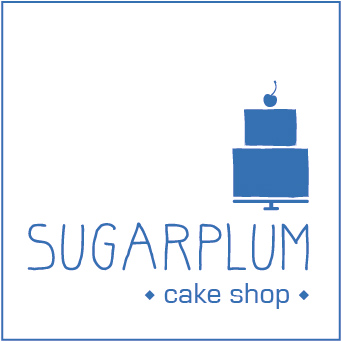 logo SUGARPLUM CAKE SHOP